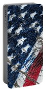 Grand Ol' Flag Portable Battery Charger