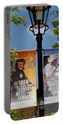 Grand Ole Opry Flags Nashville Portable Battery Charger