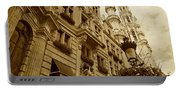 Grand Place Perspective Portable Battery Charger
