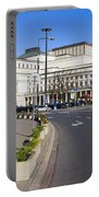 Grand Theatre In Warsaw Portable Battery Charger