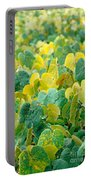 Grapevines In Azores Islands Portable Battery Charger
