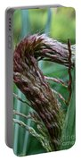 Grass Worm Portable Battery Charger