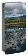 Gravel Lake, North Klondike Highway Portable Battery Charger