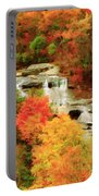 Graveyard Fields Lower Falls Portable Battery Charger