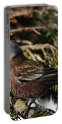 Gray-crowned Rosy Finch Portable Battery Charger