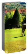 Grazing Autumn Portable Battery Charger