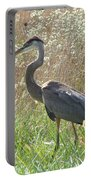 Great Blue Heron - Ardea Herodias Portable Battery Charger