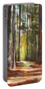 Great Brook Farm Summer Path Portable Battery Charger