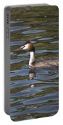Great Crested Grebe Portable Battery Charger