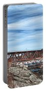 Great Falls Rr Bridge 10477c Portable Battery Charger
