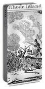 Great Swamp Fight, 1675 Portable Battery Charger