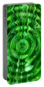 Green As Grass Portable Battery Charger