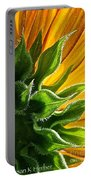 Green Backing Portable Battery Charger