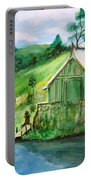 Green Cottage Portable Battery Charger