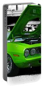 Green Cuda Portable Battery Charger