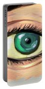 Green Eye Portable Battery Charger