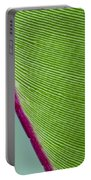 Green Leaves Series  7 Portable Battery Charger