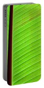 Green Lines Portable Battery Charger