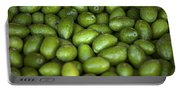 Green Olives Portable Battery Charger