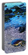 Green Sea Turtle Honu Portable Battery Charger