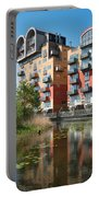 Greenwich Millennium Village Portable Battery Charger
