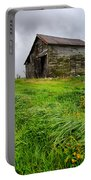 Grey County Barn Portable Battery Charger
