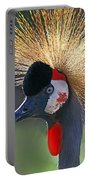 Grey-crowned Crane Portable Battery Charger