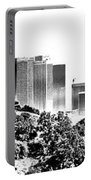 Griffith And Los Angeles Etched Portable Battery Charger
