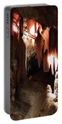 Grotte Magdaleine South France Region Ardeche Portable Battery Charger