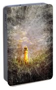 Grunge Light House Portable Battery Charger