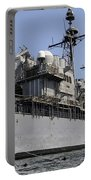 Guided Missile Cruiser Uss Bunker Hill Portable Battery Charger