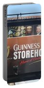 Guinness Storehouse Dublin - Ireland Portable Battery Charger