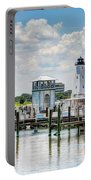 Gulfport Harbor Portable Battery Charger