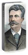 Guy De Maupassant Portable Battery Charger