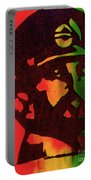 Haile Selassie Portable Battery Charger