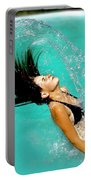 Hair Fling Portable Battery Charger
