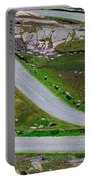 Hairpin Bends In The, Healy Pass, Beara Portable Battery Charger