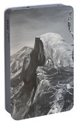 Half Dome Tree Portable Battery Charger