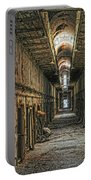 Hallway Eastern State Penitentiary  Portable Battery Charger