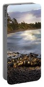Hana Beach And Wave Portable Battery Charger