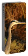 Handsome Heron Portable Battery Charger