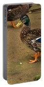 Handsome Mallard Portable Battery Charger