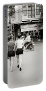 Hanoi Girls Portable Battery Charger