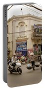 Hanoi Street Life Portable Battery Charger