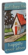 Happily Ever After Stonewall Cottage Portable Battery Charger