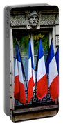 Happy Bastille Day Portable Battery Charger