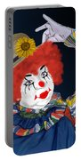Happy Clown Portable Battery Charger