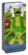 Happy Frogs Portable Battery Charger