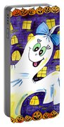 Happy Halloween - 2 Portable Battery Charger