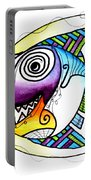 Happy Happy Fish Portable Battery Charger